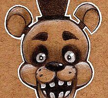 Freddy Fazbear. by Soulkillur
