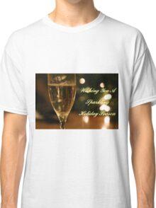 Sparkling Holidays Classic T-Shirt