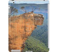 Hanging Rock Blue Mountains Australia iPad Case/Skin