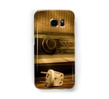 Radio Electricity Samsung Galaxy Case/Skin