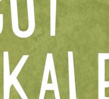 Got Kale? Sticker
