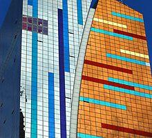 NYC Skyscraper by barkeypf