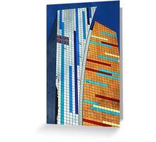 NYC Skyscraper Greeting Card