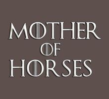 Khaleesi (Daenerys Targaryen) game of thrones parody - Mother of Horses by bakery