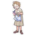 Agatha by littlenim