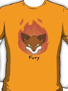 The Green-eyed Foxy T-Shirt