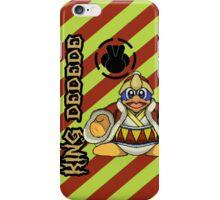 King Dedede iPhone Case/Skin
