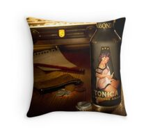 Tonica Nostalgica Throw Pillow