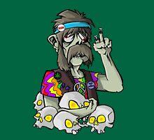 Hell Bound Hippie Unisex T-Shirt