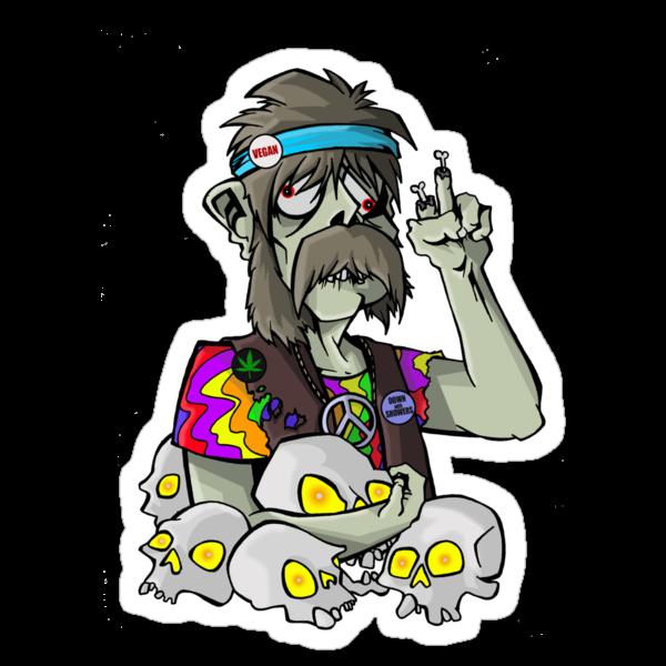 Hell Bound Hippie by Steven Novak