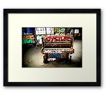 Concert of Art Framed Print
