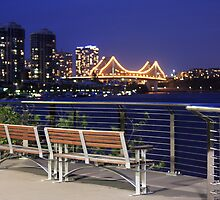 Relaxing In Brisbane by Nam Ngueyn