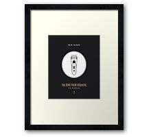 The Man From Nowhere Framed Print