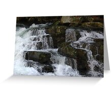 Nantahala National Forest Greeting Card