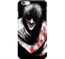 Psychedelic Vilain iPhone Case/Skin