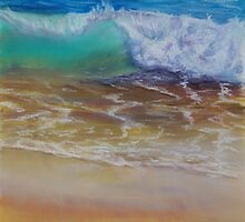 2015 Seascapes Calender by Amy Barnett