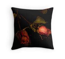 Nostalgic passion Throw Pillow