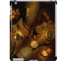 Army life iPad Case/Skin
