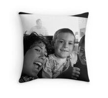 Thumbs up! Throw Pillow