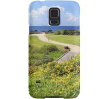 Picturesque Caves Beach NSW Australia Samsung Galaxy Case/Skin