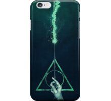 Expecto Patronum Harry Potter Deathly Hallows iPhone Case/Skin