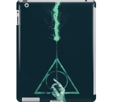 Expecto Patronum Harry Potter Deathly Hallows iPad Case/Skin