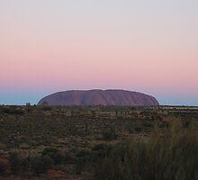 Uluru  by KatieP