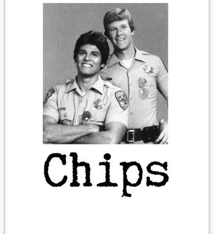 Chips.  Sticker