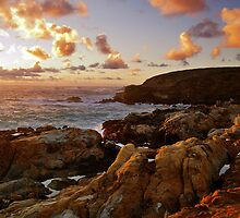 Point Lobos Sunset 3 by LeGreg