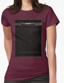 Blade Runner 2 Womens Fitted T-Shirt