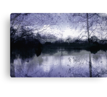 Winter's Silence Canvas Print