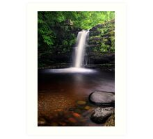 Afternoon in the Glen Art Print