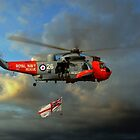 Royal Navy Search and Rescue (End of an Era) by © Steve H Clark