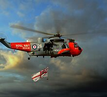 Royal Navy Search and Rescue (End of an Era) by © Steve H Clark Photography