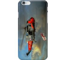 Royal Navy Search and Rescue (End of an Era) iPhone Case/Skin