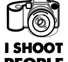 I shoot People by Adam Asar
