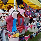 Colourful knickers  by Batgirl
