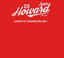 Team Howard Unisex T-Shirt