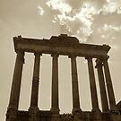 Ruins II by CinB