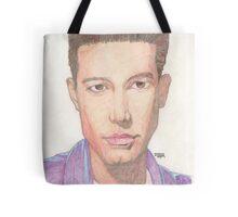 Actor Ben Affleck Tote Bag