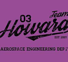 Team Howard by ninjacookie