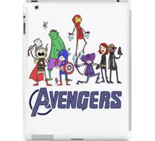 The Cute Avengers iPad Case/Skin