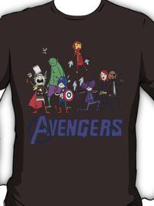 The Cute Avengers T-Shirt