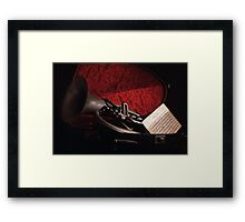 Father's Tuba Framed Print
