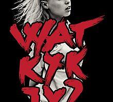 WAT KYK JY? by bd0m