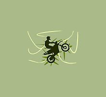 Motor Cross by Grobie
