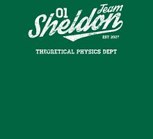 Team Sheldon Unisex T-Shirt