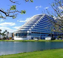 Burswood Casino by Claire  Farley