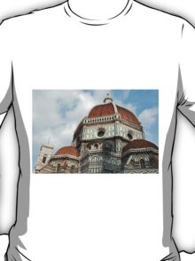 Santa Maria del Fiore - Firenze  T-Shirt