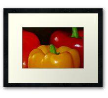 Colorful Potpourri Framed Print